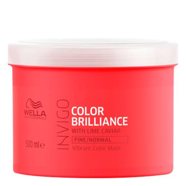 Wella Invigo Color Brilliance Vibrant Color Mask 500 ml - 1