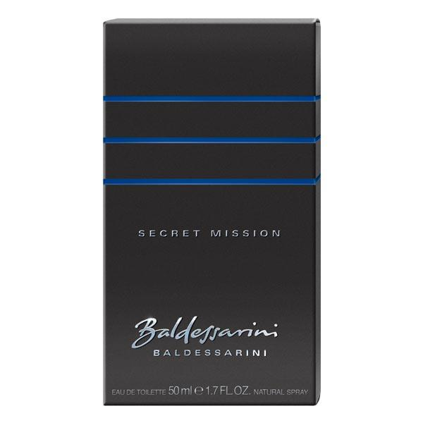 Baldessarini SECRET MISSION Eau de Toilette 50 ml - 1