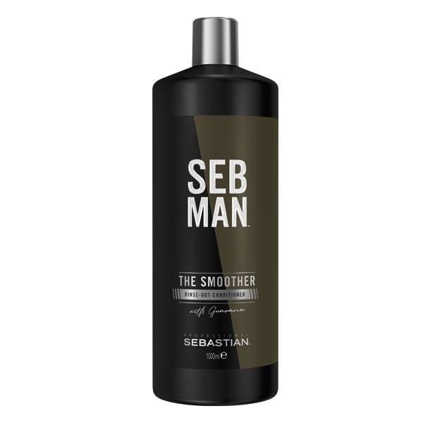 Sebastian SEB MAN The Smoother Rinse-Out Conditioner 1 Liter - 1