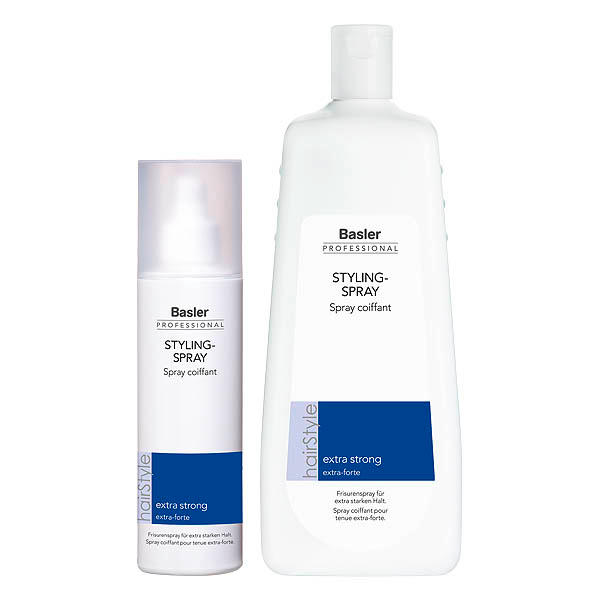 Basler Styling Spray Salon Exclusive extra strong  - 1