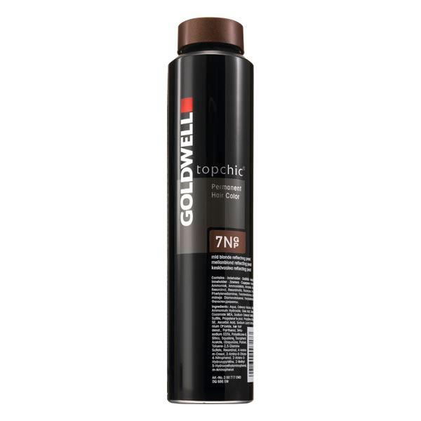 Goldwell Topchic Triflective Dose 7NGP Mittelblond Pearl, Depot-Dose 250 ml - 1