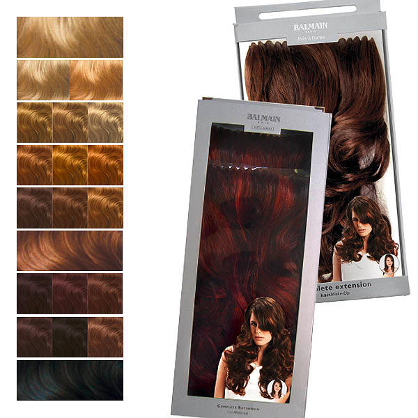 Balmain hairMake-up Complete Extension 60 cm  - 1
