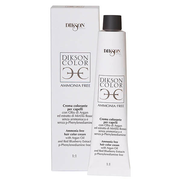 Dikson Color Extra Coverage 6.00-6N/E Dunkelblond, Tube 120 ml - 1