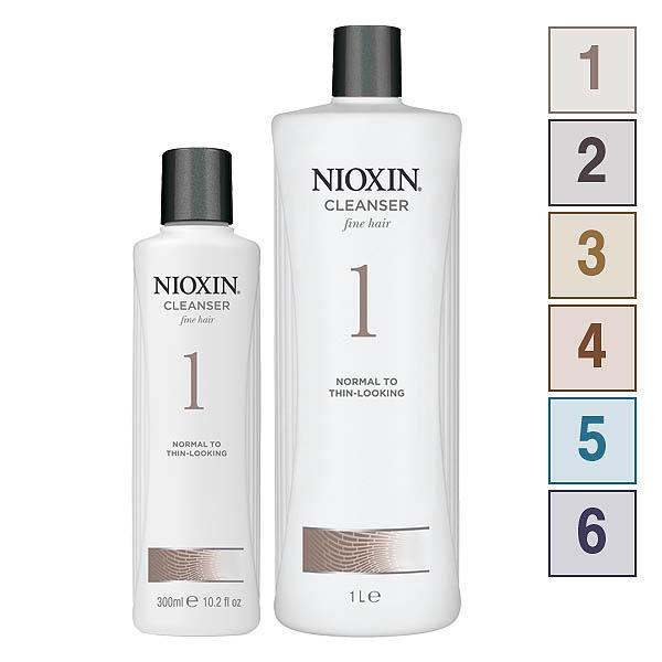 NIOXIN Cleanser shampooing système  - 1