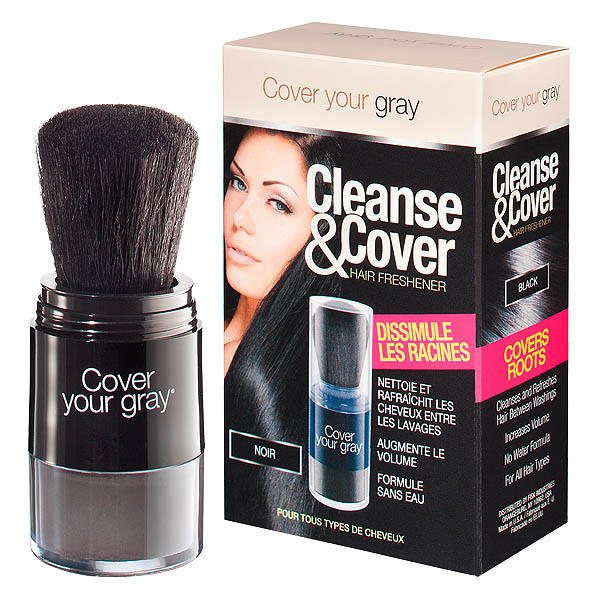 Dynatron Cover your gray Cleanse & Cover  - 1