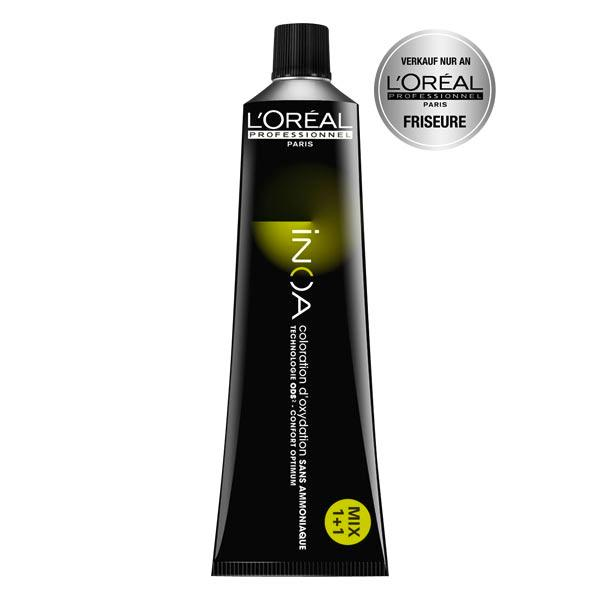 L'ORÉAL INOA Gold Fever 9,3 Sehr Helles Blond Gold, Tube 60 ml - 1