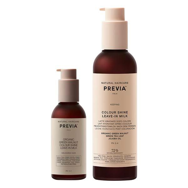 PREVIA Keeping After Color Leave-In Milk  - 1