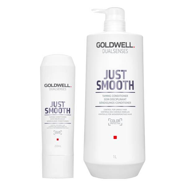 Goldwell Dualsenses Just Smooth Taming Conditioner  - 1