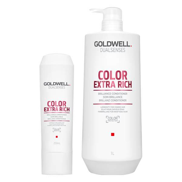Goldwell Dualsenses Color Extra Rich Extra Rich Brilliance Conditioner  - 1