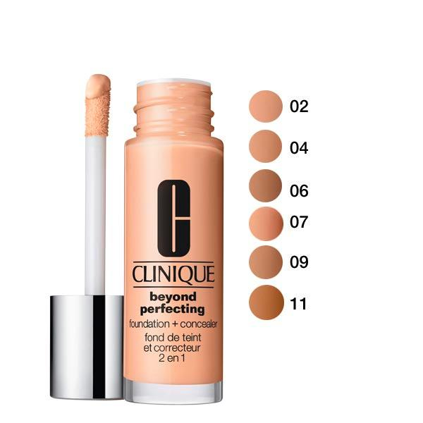 Clinique Beyond Perfecting Foundation and Concealer  - 1