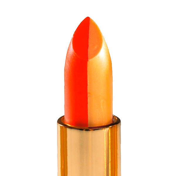 IKOS Duo Lippenstift DL8N, Apricot/Orange - 1