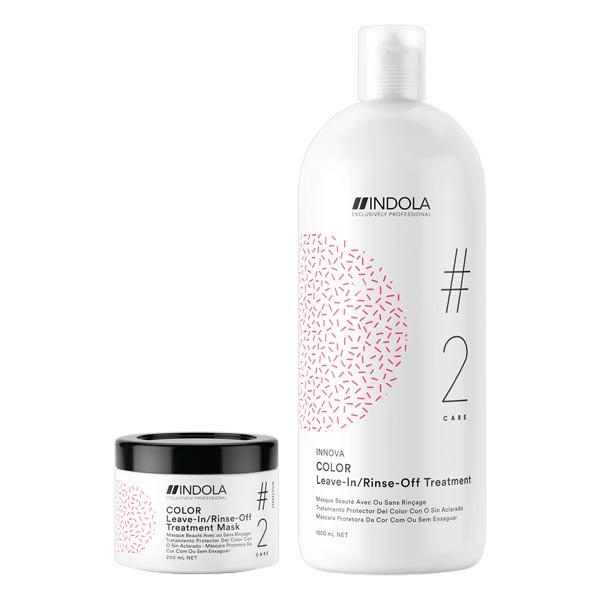 Indola Innova Color Leave-In/Rinse-Off Treatment Mask  - 1