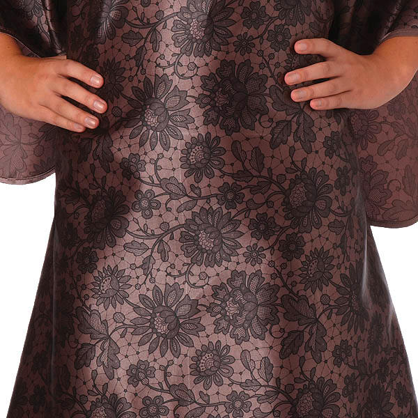Olivia Garden Frisierumhang Lace Taupe - 2