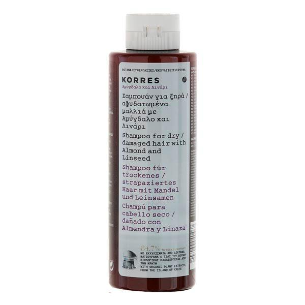 KORRES Almond & Linseed Shampoo 250 ml - 2