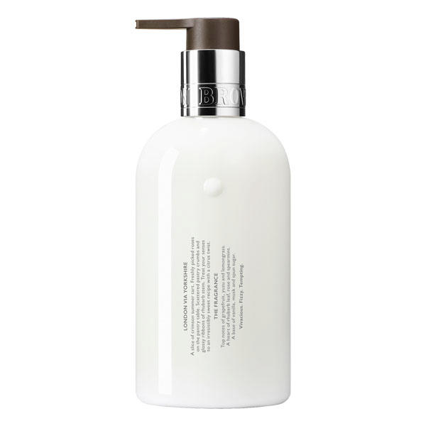 MOLTON BROWN Delicious Rhubarb & Rose Hand Lotion 300 ml - 2