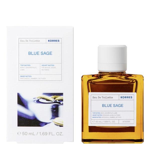 KORRES Eau de toilette Blue Sage 50 ml - 2