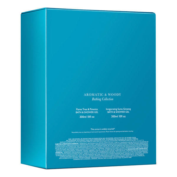MOLTON BROWN Aromatic & Woody Gift Set  - 2