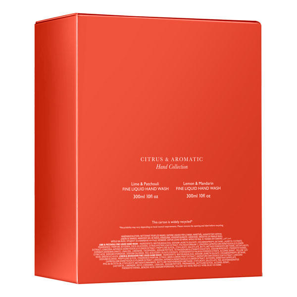 MOLTON BROWN Citrus & Aromatic Hand Collection  - 2