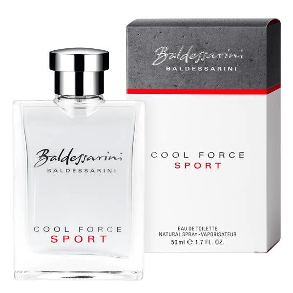 Baldessarini COOL FORCE SPORT Eau de Toilette 50 ml - 2
