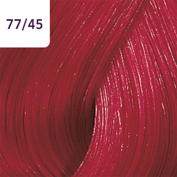 Wella Color Touch Vibrant Reds 77/45 Mittelblond Intensiv Rot Mahagoni - 2