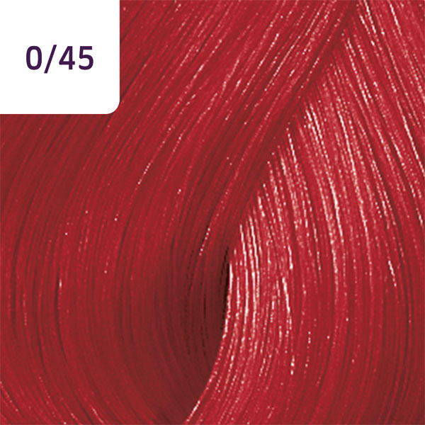 Wella Color Touch Special Mix 0/45 Rot Mahagoni - 2