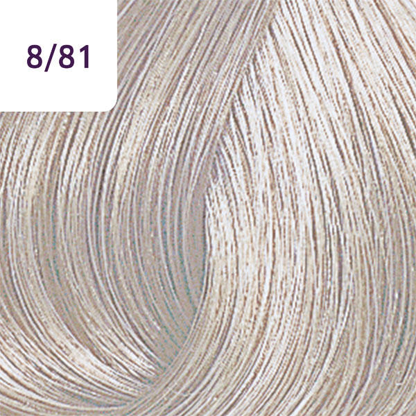 Wella Color Touch Rich Naturals 8/81 Hellblond Perl Asch - 2