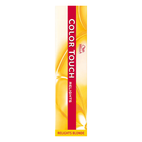 Wella Color Touch Relights Blonde /18 Asch Perl - 3