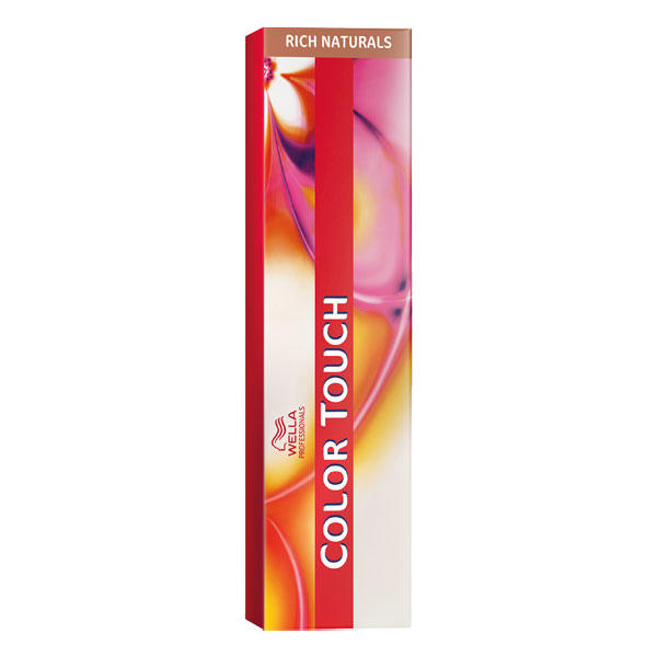 Wella Color Touch Rich Naturals 8/81 Hellblond Perl Asch - 3