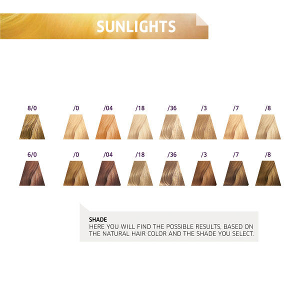 Wella Color Touch Sunlights /0 Natur - 4
