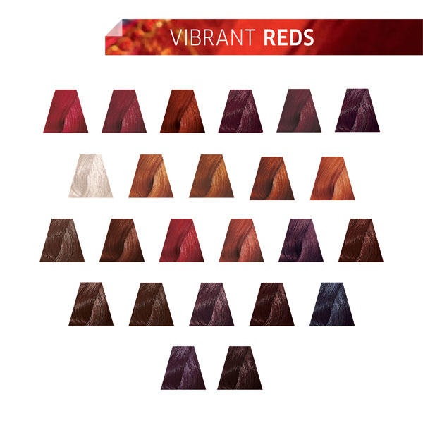 Wella Color Touch Vibrant Reds 77/45 Mittelblond Intensiv Rot Mahagoni - 4