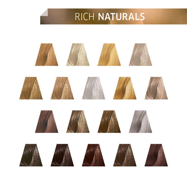 Wella Color Touch Rich Naturals 8/81 Hellblond Perl Asch - 4