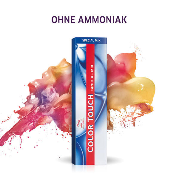 Wella Color Touch Special Mix 0/45 Rot Mahagoni - 5