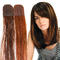 Balmain Color Flash Tape Extensions 40 cm Dark Red & Warm Caramel