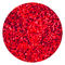 LCN Colour Gel - Light Glitter Rouge intense, Contenu 5 ml