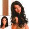 hair4long Mèches en cheveux naturels blond ultra-lumineux doré #24
