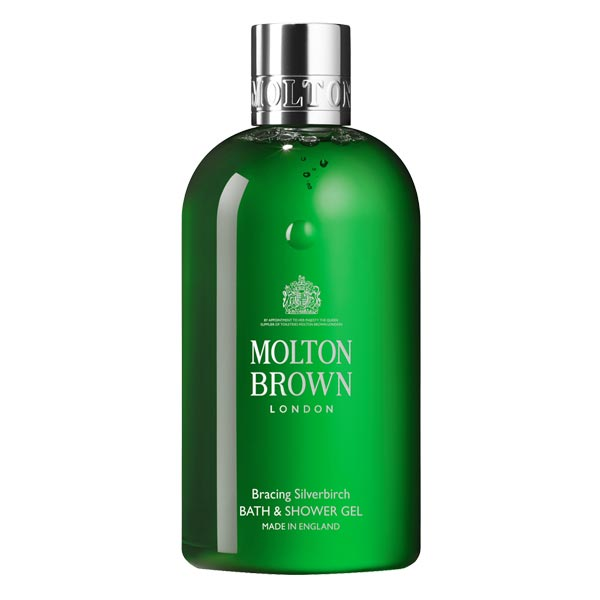 MOLTON BROWN Bracing Silverbirch Bath & Shower Gel