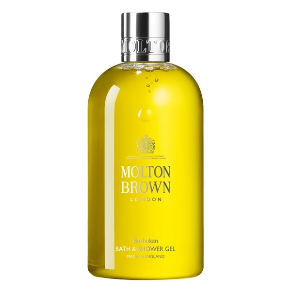 MOLTON BROWN Bushukan Bath & Shower Gel