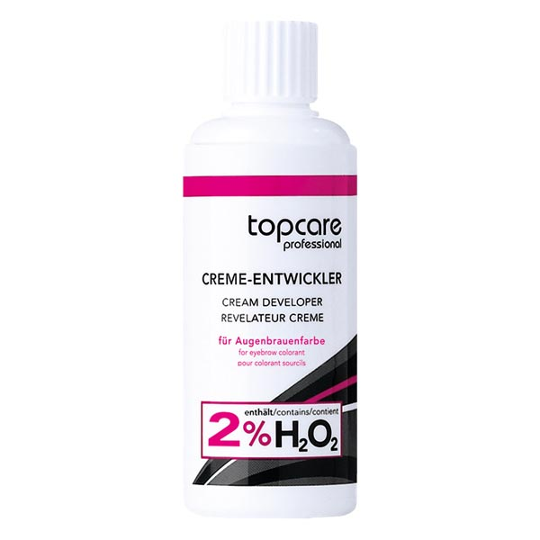 topcare professional Cremeentwickler 3%