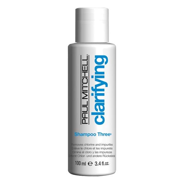 Paul Mitchell Clarifying Shampoo Three