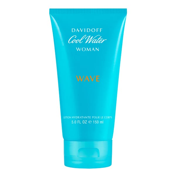 DAVIDOFF Cool Water Woman Wave Moisturizing Body Lotion