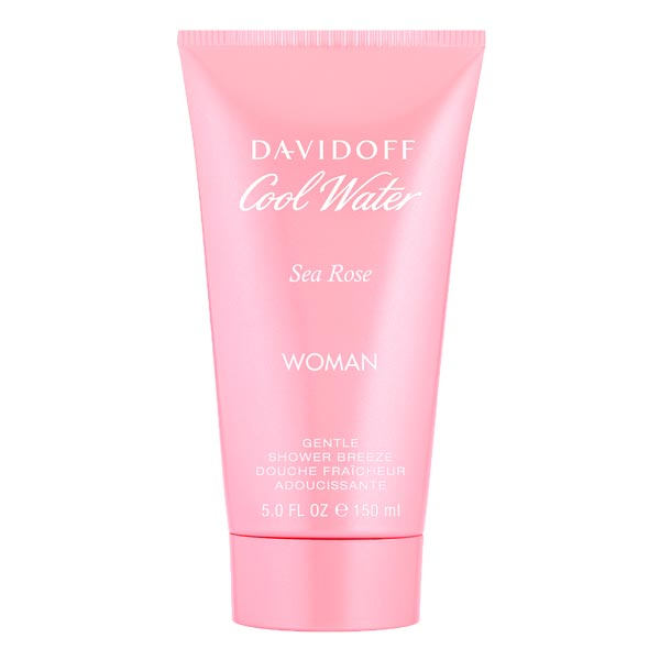 DAVIDOFF Cool Water Woman Sea Rose Gentle Shower Breeze