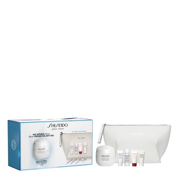 Shiseido Essential Energy Moisturizing Cream Pouch Set