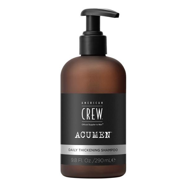 American Crew Acumen Daily Thickening Shampoo