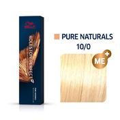 Wella Koleston Perfect ME+ Pure Naturals 10/0 Hell Lichtblond, 60 ml