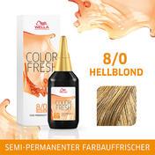 Wella Color Fresh pH 6.5 - Acid 8/0 Hellblond, 75 ml