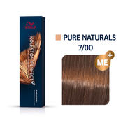 Wella Koleston Perfect ME+ Pure Naturals 7/00 Mittelblond Natur Intensiv, 60 ml
