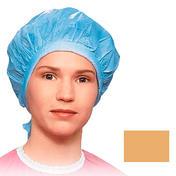 BHK Bonnet de protection pour permanentes Beige
