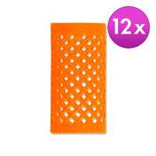 BHK Kruller Oranje, Ø 32 mm, Per verpakking 12 stuks