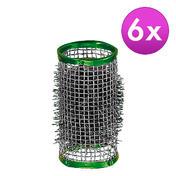 BHK Rouleaux grillage Vert, Ø 32 mm, Par paquet 6 pièces