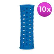Efalock Original Grip Haar Opwinder Blauw, Ø 20 mm, Per verpakking 10 stuks